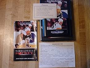 Mario Lemieux Hockey (Sega Genesis)