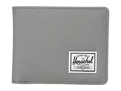 Herschel Supply Co. Roy RFID (Grey) Wallet Handbags