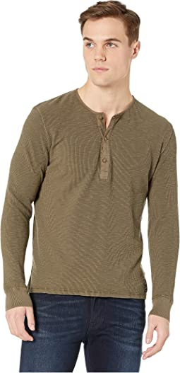 Matthew Knit Henley