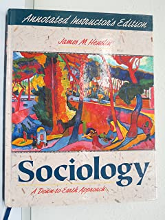 Sociology Value Pack: A down-to-Earth Approach/with Breaking the Ice : a Guide to Understanding People from Other Cultures