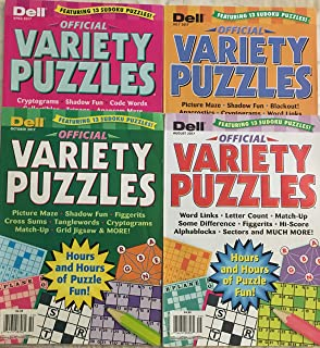 official variety puzzles