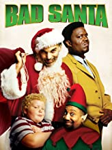 Bad Santa DVD Cover Art