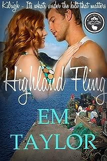 Highland Fling (Kilrigh Heat Series Book 1)
