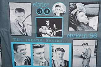 Elvis Presley The Legend Begins Iron on Patch Panel