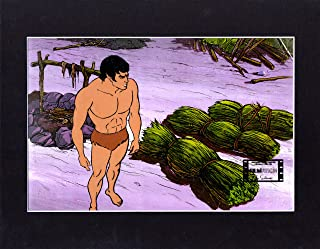 Tarzan Original Hand-Painted screen-used Animation Cel Filmation 1976-1980 94