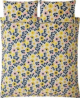 Orla Kiely Kimono Multi Bedding: Poszwa na kołdrę podwójny rozmiar (200 cm x 200 cm)