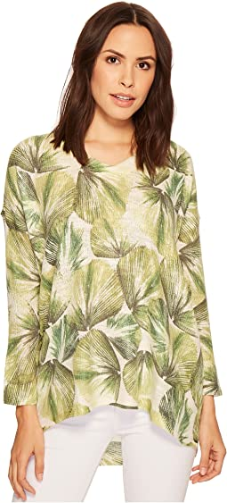 Nally & Millie - Tropical Printed Top