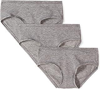 Amazon Brand – Mae Women's Airy Hipster Underwear, 3-Pack