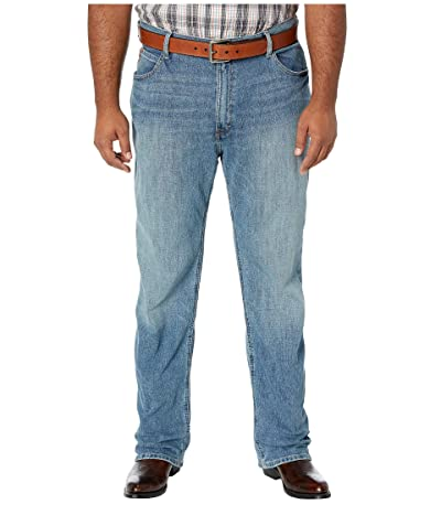 Ariat Big Tall M4 Low Rise Stackable Straight Leg Jeans in Sawyer (Sawyer) Men