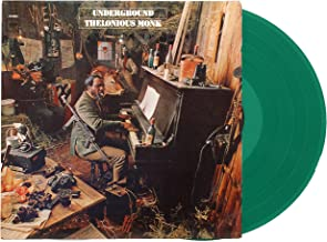 Underground Exclusive Clear Green Thelonius Monk