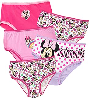 Disney, Bragas Paquete de 5 Minnie Mouse