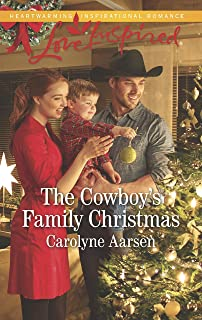 The Cowboy's Family Christmas (Mills & Boon Love Inspired) (Cowboys of Cedar Ridge, Book 3) (English Edition)