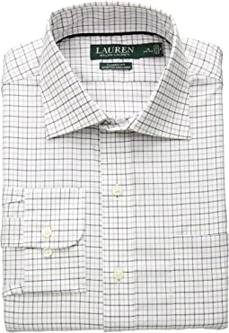 Classic Fit Non Iron Stretch Twill Dress Shirt