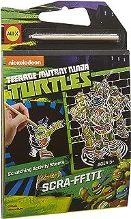 Teenage Mutant Ninja Turtles Scra-ffiti