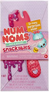Num Noms Snackables Slime Kits with Fun-Themed to-Go Snack