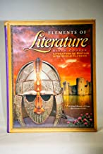 Elements of Literature: Student Ediiton Sixth Course 2003