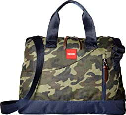 ZUBISU Camo Collaboration Laptop Bag