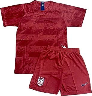 New 2019/2020 USA National Team Away Soccer Jersey &...