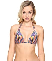 La Blanca - Color Me Happy Halter Bra Top