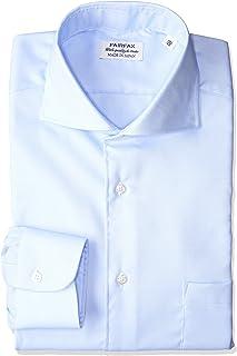 [フェアファクス] 形態安定加工ロイヤルオックスカッタウェイカラーシャツ 8200 メンズ