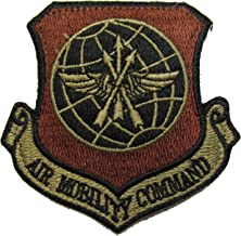 U.S. Air Force Air Mobility Command OCP Patch - Spice Brown