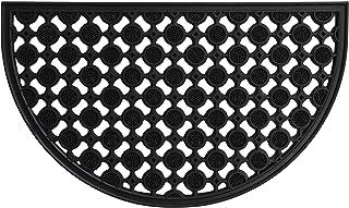 """Calloway Mills 103691830 Cornell Rubber Doormat 18"""" x 30"""""""
