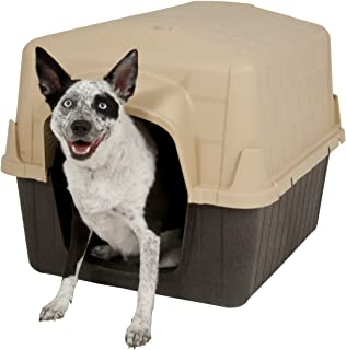 Petmate Aspen Pet Outdoor Dog House, Medium, For Pets 25 to 50 Pounds