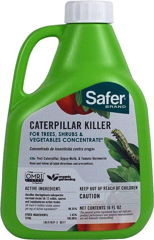 Safer Brand 5163 Caterpillar Killer II Concentrate 16 Oz