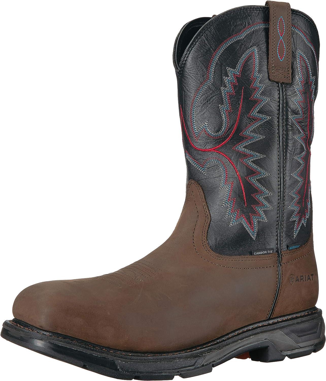 San Diego Mall Fashion Ariat Work Men's Workhog XT Carbon H2O Boot Western Toe