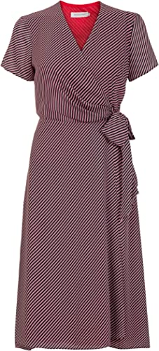 Promiss Damen Kleid Streifen Dreve Apparel Dress Dreve