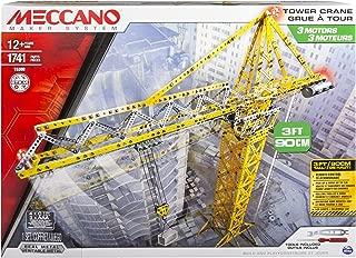 Meccano  Tower Crane Model Set