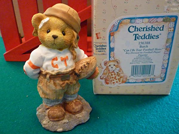 Butch Cherished Teddies 156388