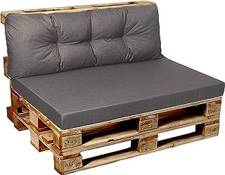 Garden Factory Cojines para sofá-palé europalé, Cojin de