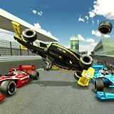 3D Grand Concept Formula Prix Car Race