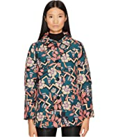 M Missoni - Printed Puffer Coat