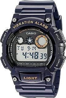 Men's W735H-2AVCF Super Illuminator Blue Watch