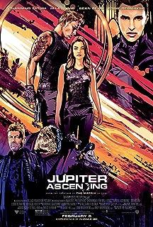 JUPITER ASCENDING IMAX 13.5x19.5 INCH PROMO MOVIE POSTER