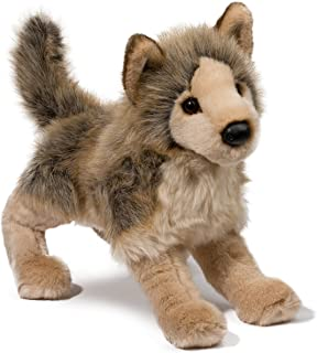 Douglas Cuddle Toys Tyson Wolf Stuffed Animal Plush