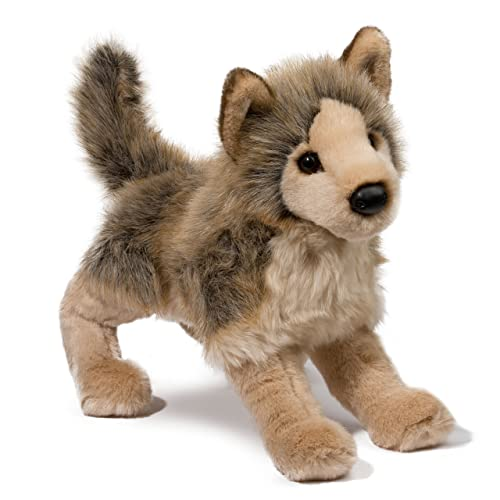 Stuffed Animal Wolf Amazon Com