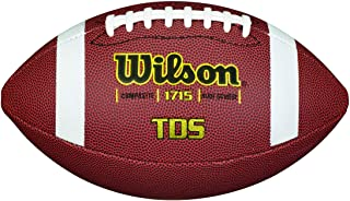 Wilson NFL Super Grip Football Wilson NFL MVP Junior Football with Pump and Tee, Brown Version Nike Vapor 24/7 Official Football Wilson NCAA Composite Football Wilson Composite Football