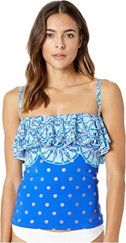 Belize Tankini Top