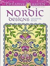 Best nordic designs coloring book Reviews