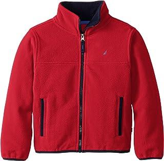 Nautica Boys' Micro Polar Fleece Jacket