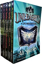 Ali Sparkes Unleashed Series Collection 5 Books Set (A Life & Death Job, Mind Over Matter, Trick Or Truth, Speak Evil, The Burning Beach)
