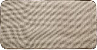 "Harman Large Winter Boot Drying Mat 48"" x 28"" Super Absorbent Taupe"