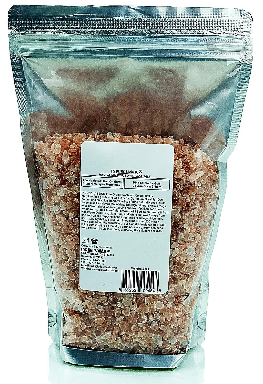 Indusclassic Max 60% OFF Kosher Pure Max 50% OFF Natural Himalayan Edible Unprocessed Pi