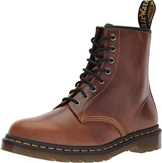 Dr. Martens 马丁大夫 男士1460 Butterscotch Combat Boot马丁短靴