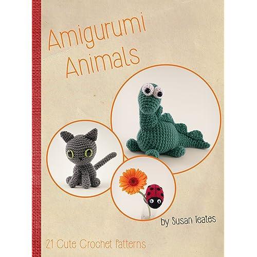 Zoomigurumi 3 - 15 Animal Amigurumi Patterns by Joke Vermeiren ... | 500x500