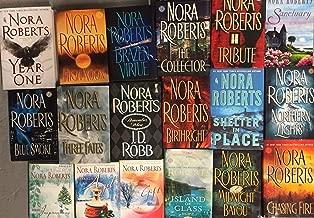 Nora Roberts Hardcover Novel Collection 18 Book Set