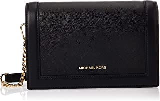 Michael Kors Womens Crossbody Bag, Black - 32F9GJ6C9L